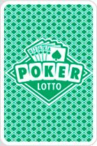 Poker card back