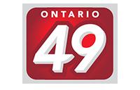 ONTARIO 49 logo