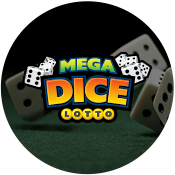 MEGADICE LOTTO logo