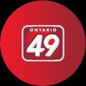 ... ONTARIO 49 logo ...