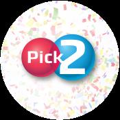 PICK 2 logo