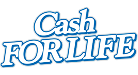 CASH FOR LIFE logo