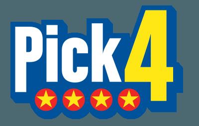 Logo de PICK 4